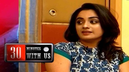 30 Minutes With Us | Interview With Kollywood Personalities| Parvathy Nair