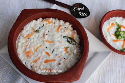 curd rice or yogurt rice thayir sadam special rice recipes simple healthy quick