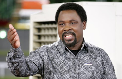 I'm Leaving Nigeria, And Relocating To Another Country – TB Joshua