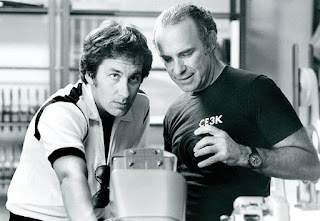 Steven Spielberg and Michael Kahn