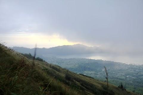 Pesona Gunung Tertinggi di Bali - Gunung Batur