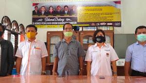 KPU Samosir Akui Pengumuman Cabup Terpidana Tidak Lengkap