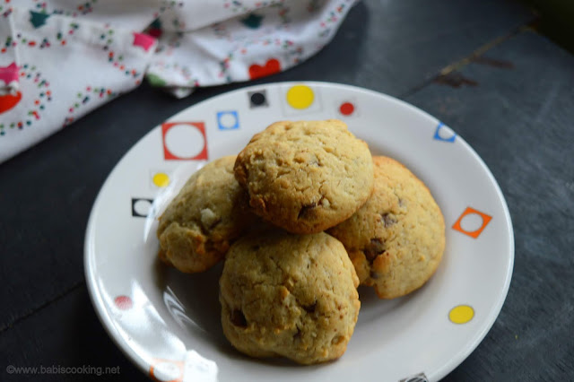 Walnut Cookies | Christmas Cookies | How to make eggless cookies