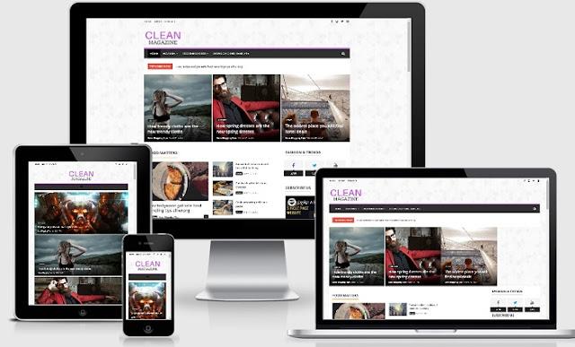 cleanmagazine-responsive-blogger