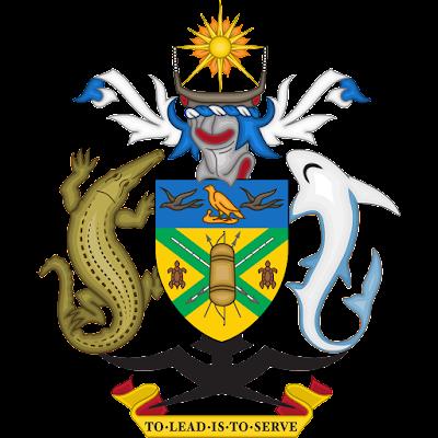 Coat of arms - Flags - Emblem - Logo Gambar Lambang, Simbol, Bendera Negara Kepulauan Solomon