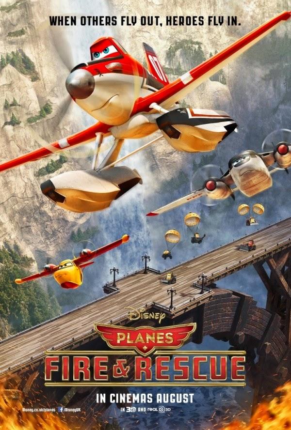 Aviões 2: Heróis do Fogo ao Resgate – Dublado