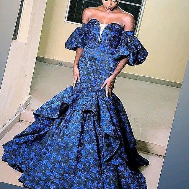 Fabulous and Classic  Asoebi Styles