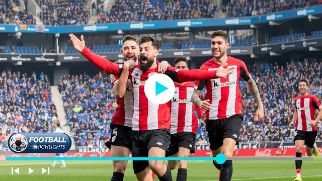 Espanyol vs Athletic Club – Highlights