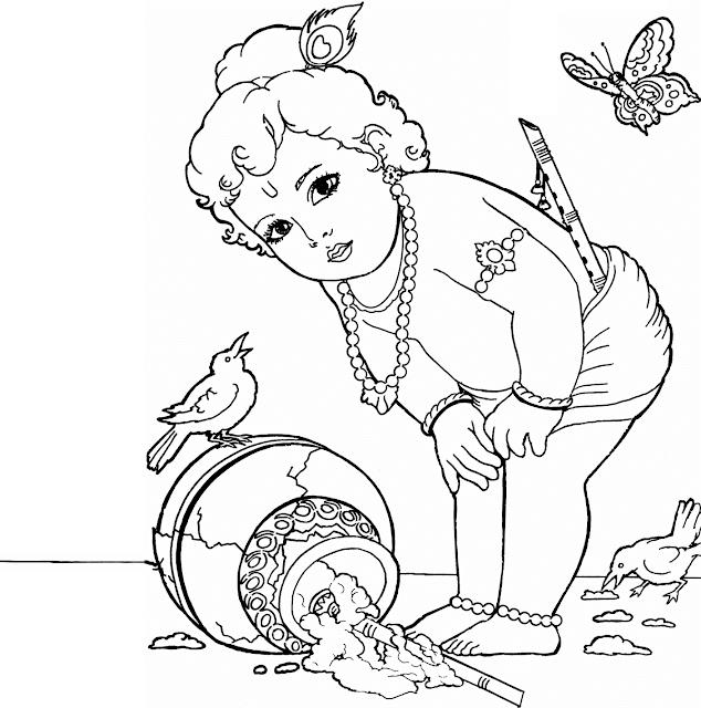shri Krishna images