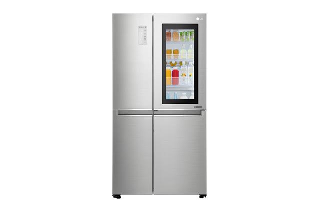 Tủ lạnh LG SBS GR-Q247JS Instaview Door-in-Door Inverter