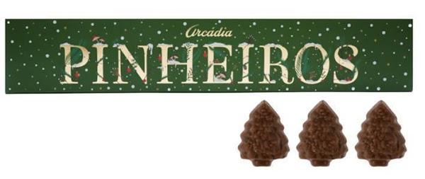Arcádia: ainda há tempo para comprar presentes de Natal deliciosos