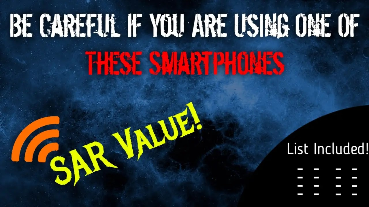 These Phones Are Dangerous To Your Health? Know About SAR Value?
