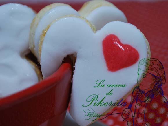 Galletitas San Valentín