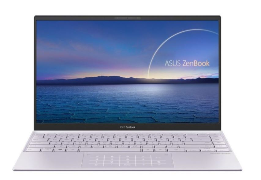 Asus Zenbook 14 UX425EA BM752TS Bertenaga Intel Core i7 Generasi Tiger Lake