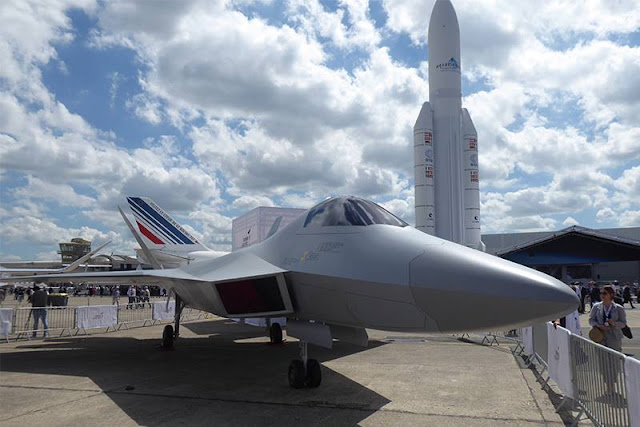 Turkish indigenous TF-X fly 2023