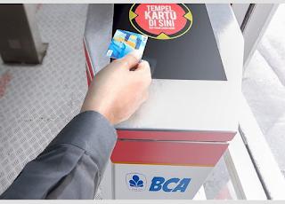 Cara To Up Flazz Bank BCA Dengan Sangat Mudah Dan Cepat