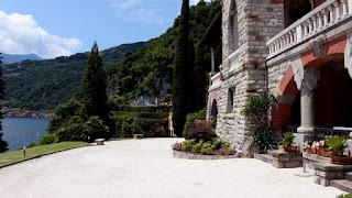Villa Gaeto am Comer See, Drehort der finalen Szene von Casino Royale