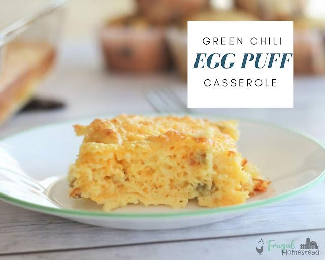 green chili egg puff recipe