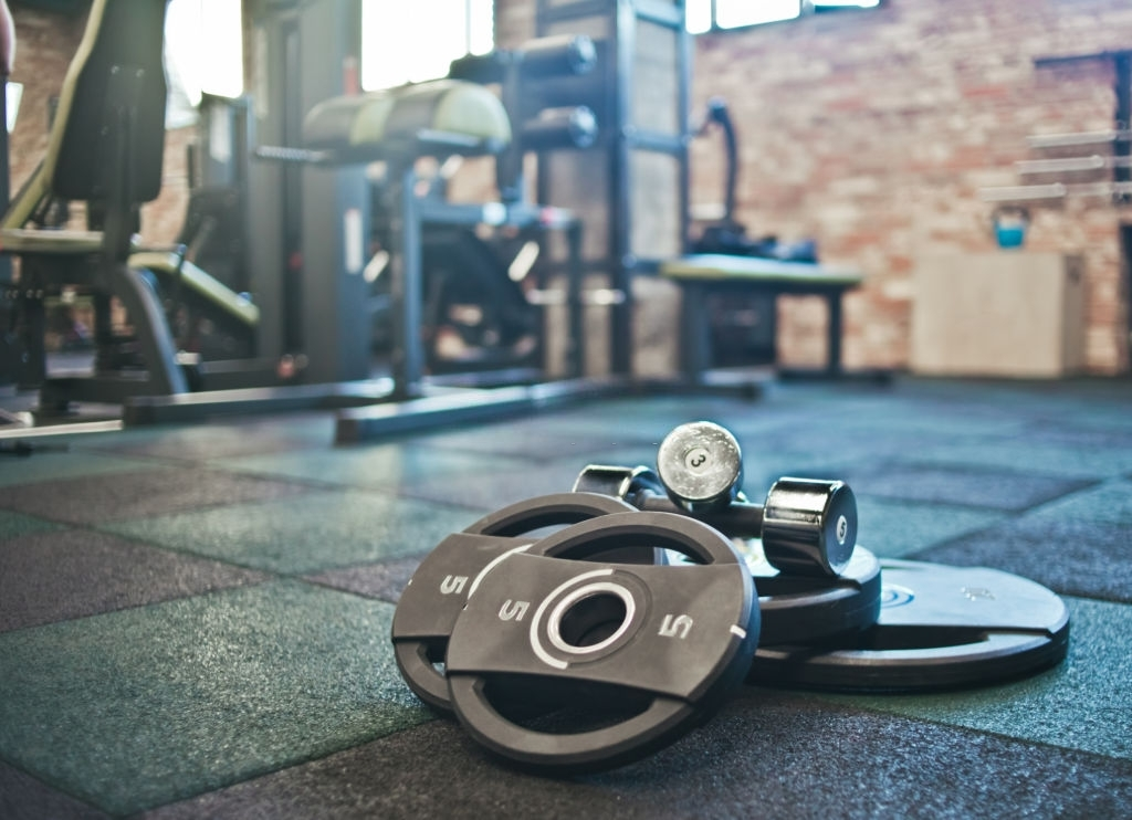 Gym Floor Tiles  How to Install Gym Flooring