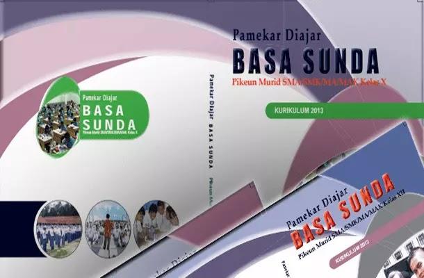 Buku Siswa Bahasa Sunda SMA/SMK/MA/MAK Kelas 10 11 12