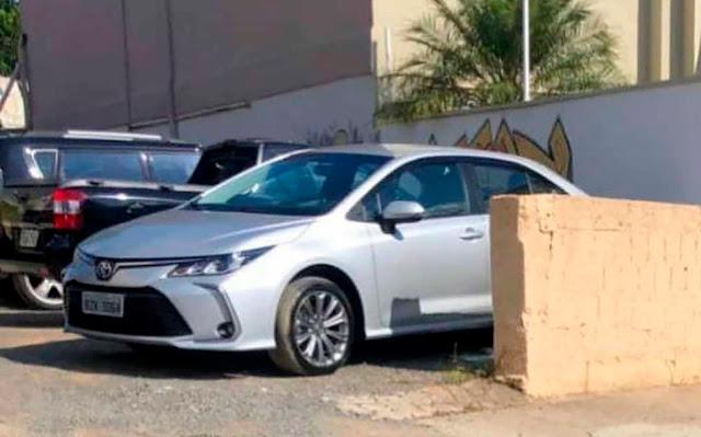 Novo Toyota Corolla 2020 Hybrid Premium