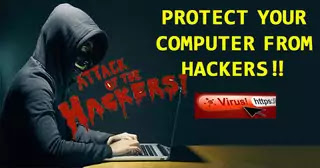 How to Protect Your PC From Hackers ?