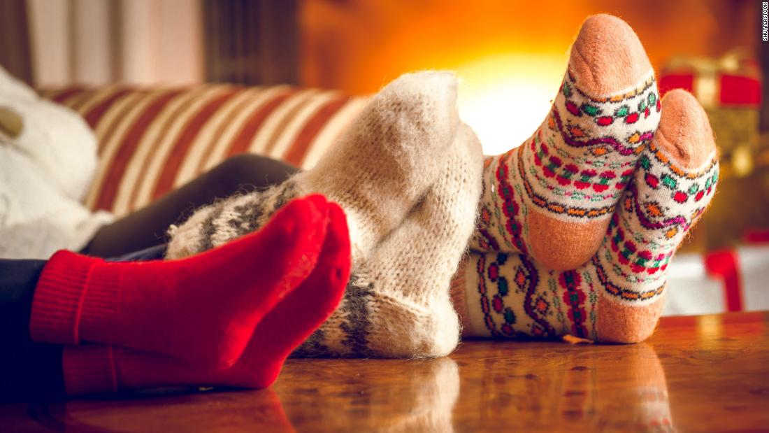 25 ways to stay warm this winter that won't break the bank
