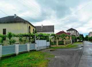 Чинадиево. Улица Зелёная