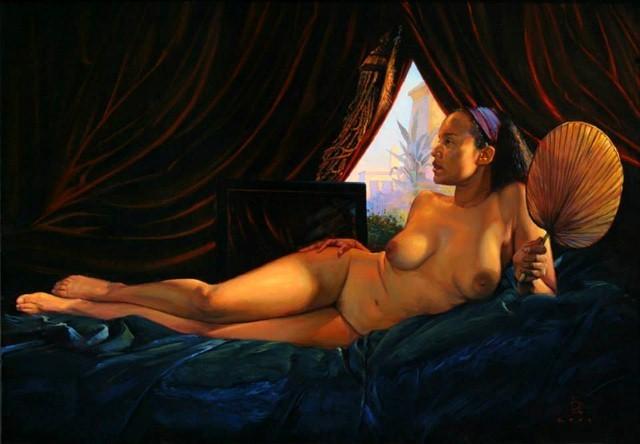 От классики до абстракции. Kim Nelson
