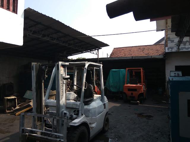 Dijual: Bengkel (SHM) daerah Krian, Sidoarjo