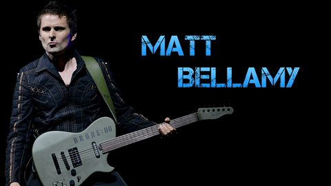 Biografía y Equipo de Matt Bellamy