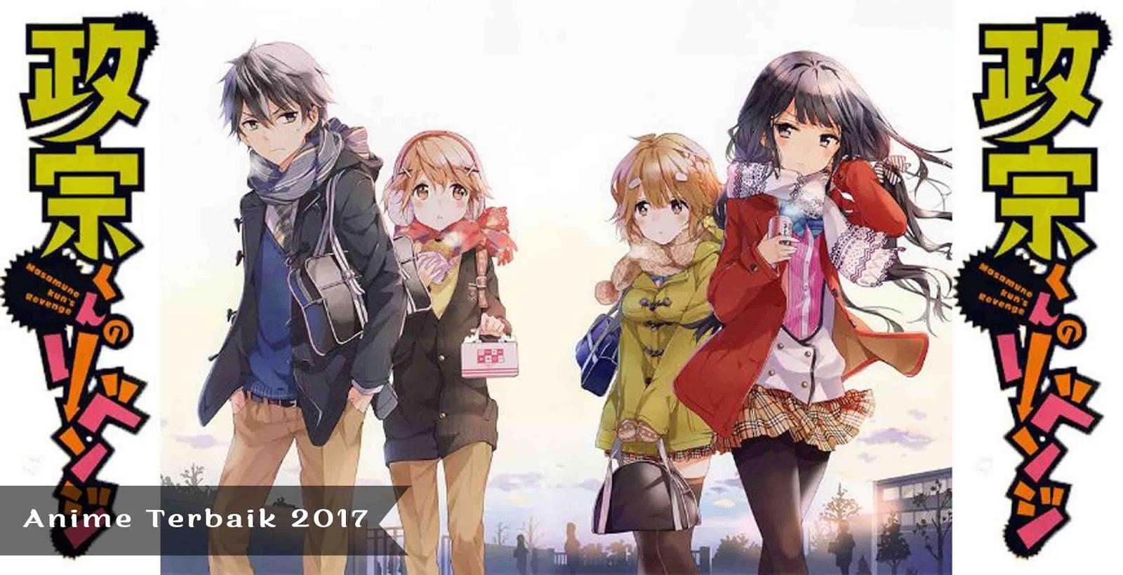 Nah Pada Kesempatan Kali Ini Kami Akan Menyajikan Daftar Anime Terbaik Yang Segera Rilis Di Tahun 2017