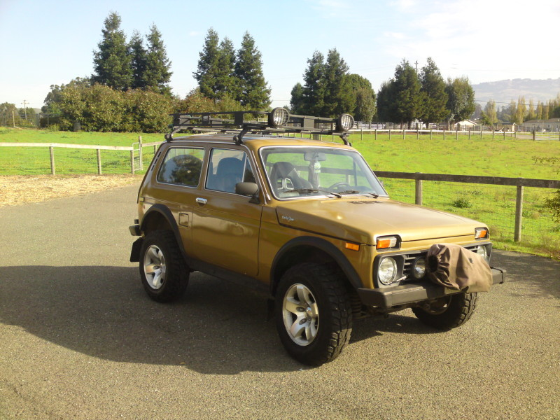 Just A Car Geek 1980 Lada Niva Posted Here 2 1 2 Years Ago It S