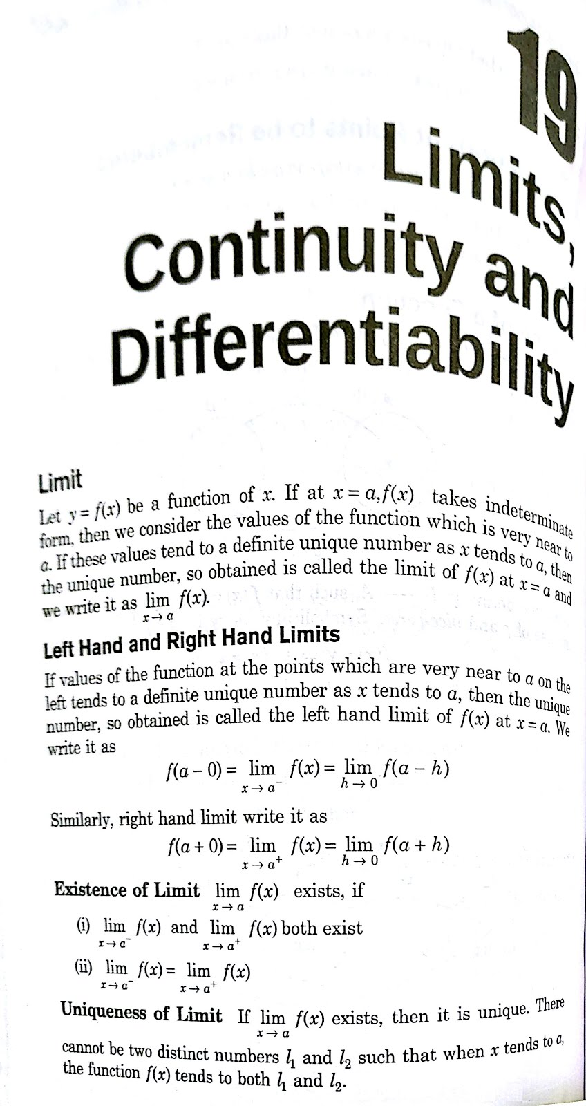 Pdf solutions 12 ncert class and continuity differentiability