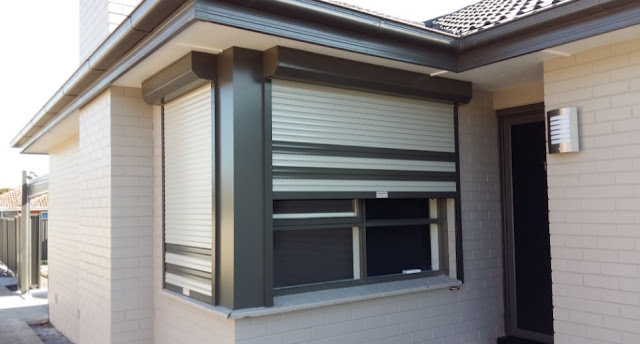 reasons install security roller shutters home privacy house protection