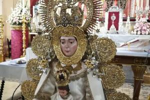 Suspendidos los dos cultos externos del Rocío de Sevilla Sur previstos para este mes