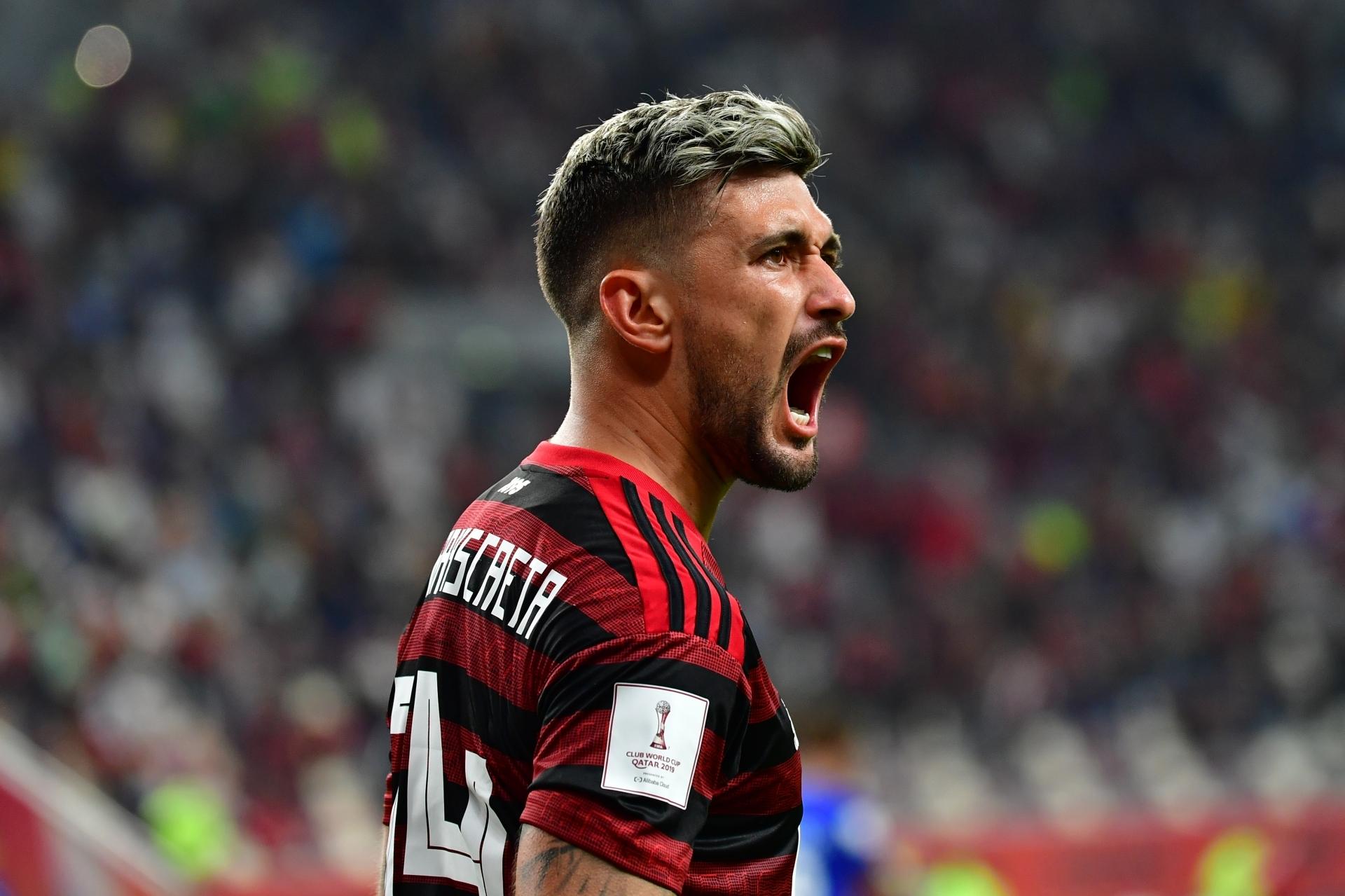 Arrascaeta do Flamengo é uma ótima opção para quinta rodada