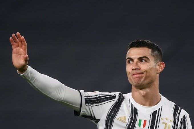 Man Utd join Man City in race for 'legend' Ronaldo