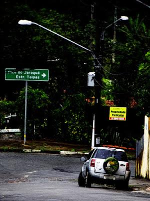 Rua Pascoal Montanha, quase fronteira do Jaraguá com o bairro de Pirituba, que fica a apenas duas ruas adiante