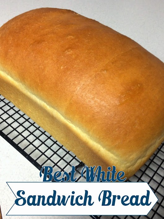 Amazing Sandwich Bread!