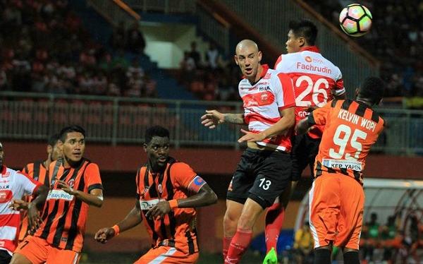 Minus Fachruddin dan Milovanovic, Madura United Percaya Diri Hadapi Borneo FC