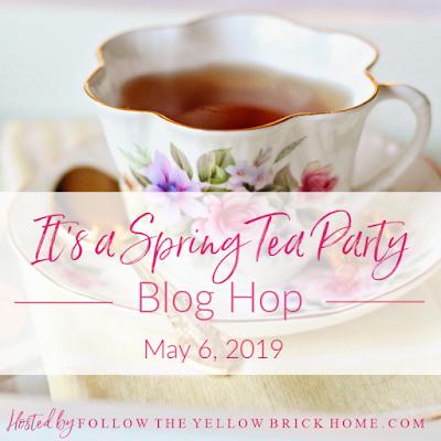 Spring Tea Party Blog Hop
