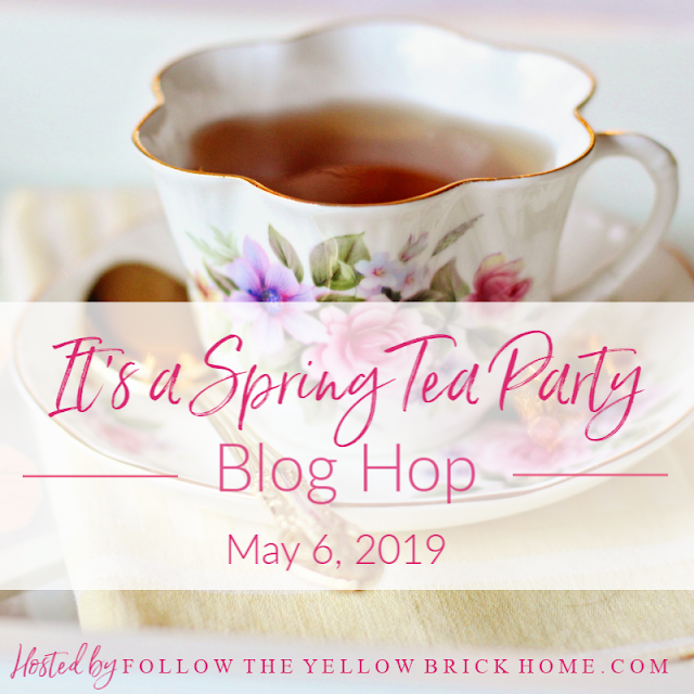 Spring Tea Party Blog Hop