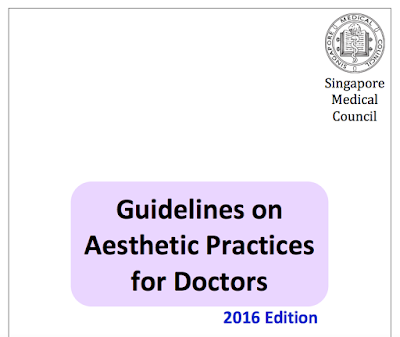 Plastic Surgery Singapore Guidelines