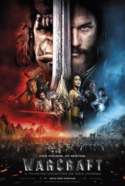 Warcraft : O Primeiro Encontro de Dois Mundos Dublado Torrent