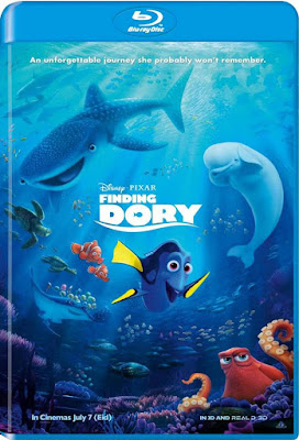 Finding Dory 2016 BD25 3D Latino