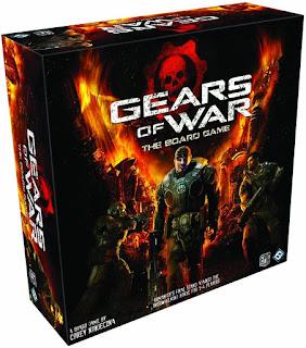 Gears of War el juego de tablero