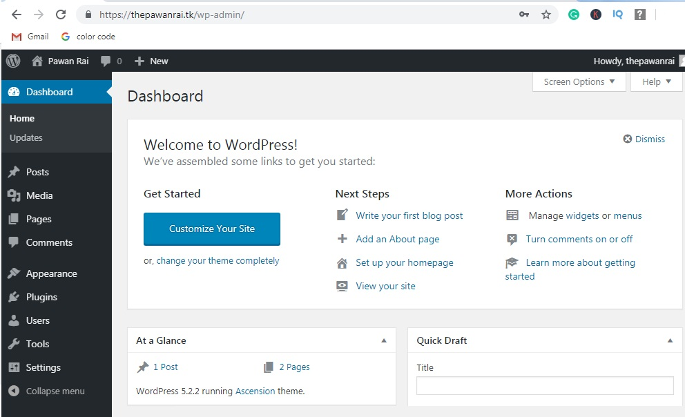 wordpress kya hai