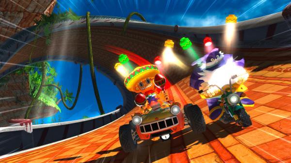 Sonic and SEGA All-Stars Racing PC Full Version Screenshot 2