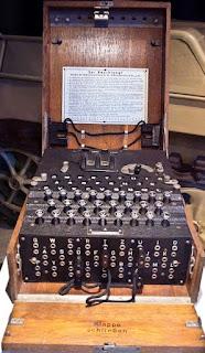 ENIGMA - niemiecka maszyna szyfrująca
